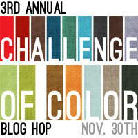 Challenge of color 2012 button