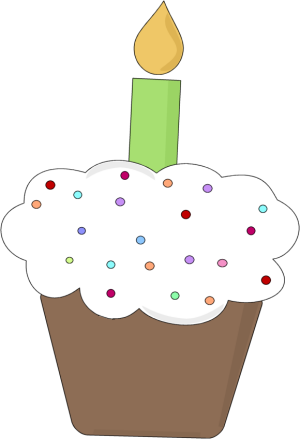 fun-birthday-cupcake