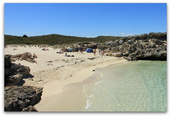 Little Salmon Bay, Rottnest Island (photographed by Matthew Dry)