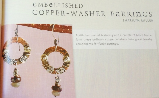From Contemporary Copper Jewelry By Sharilyn Miller