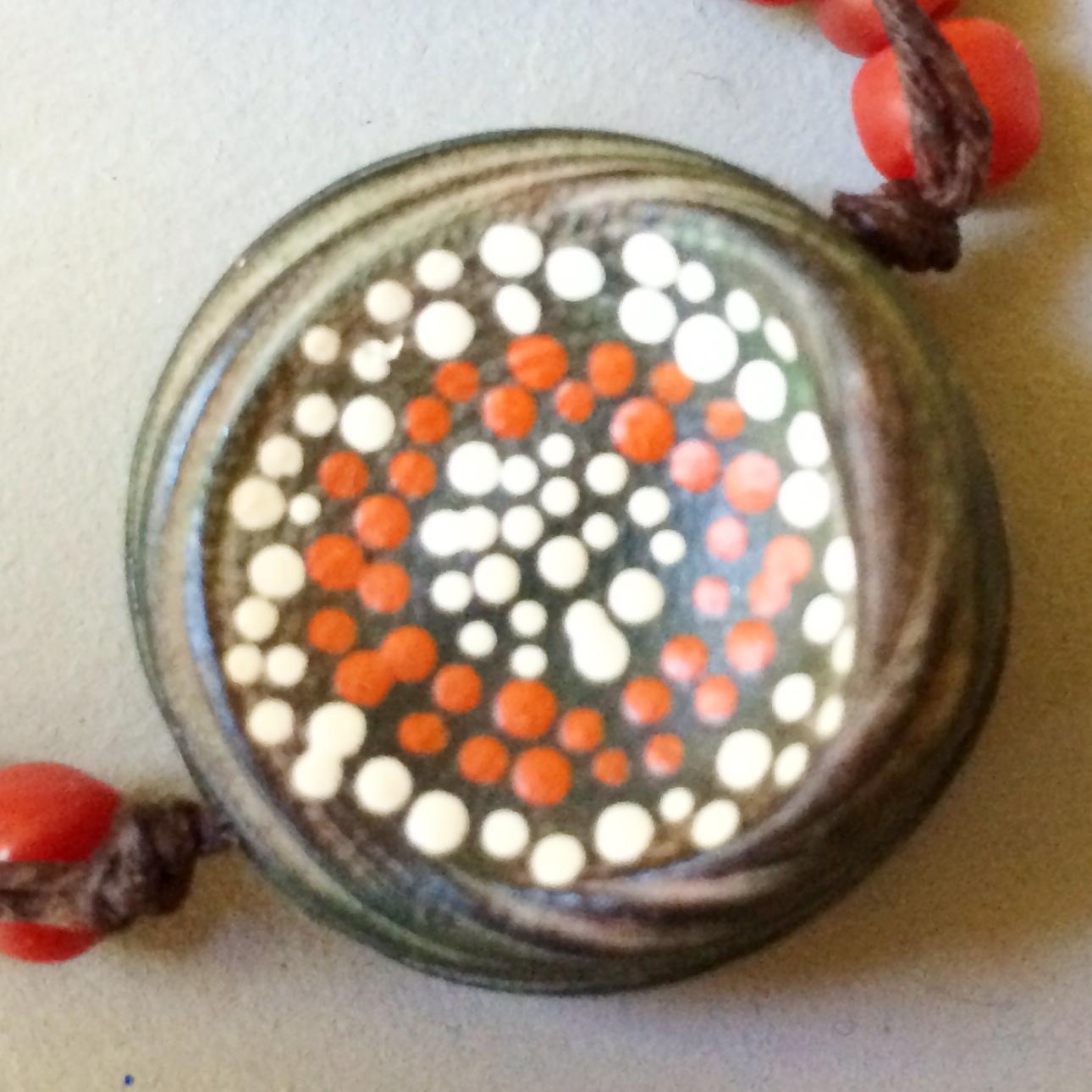 Aboriginal Dot Painting Beadrecipes