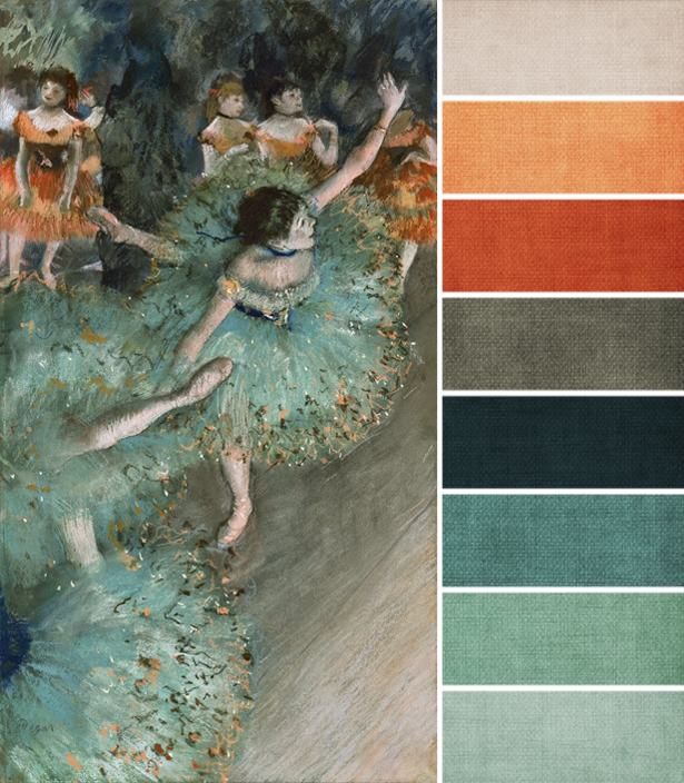 april 2014 - degas palette