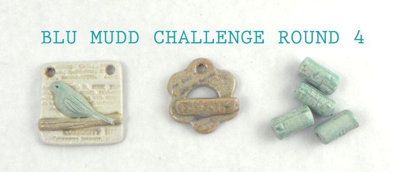 Blu Mudd Challenge components