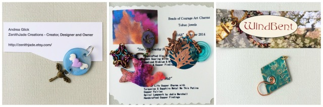 Art charms collage 1