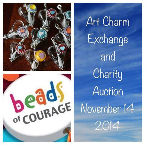 BoC Art charm swap 2014