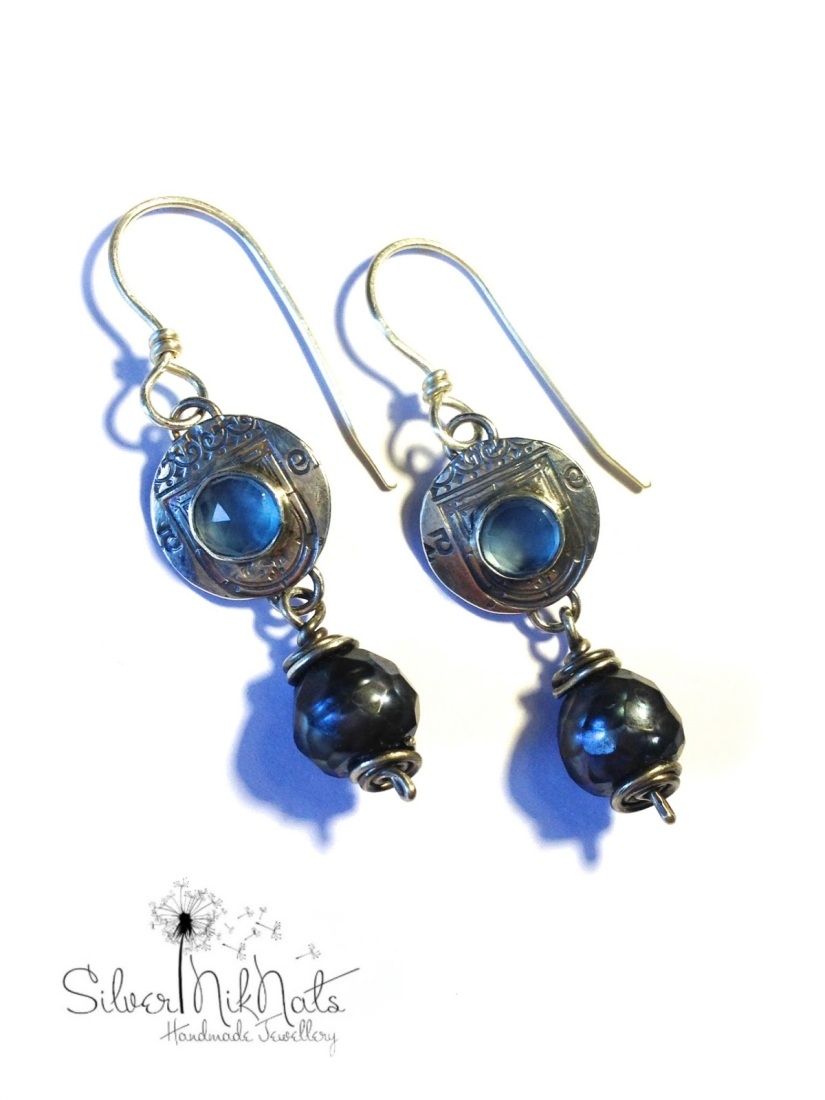 Cinderella earrings