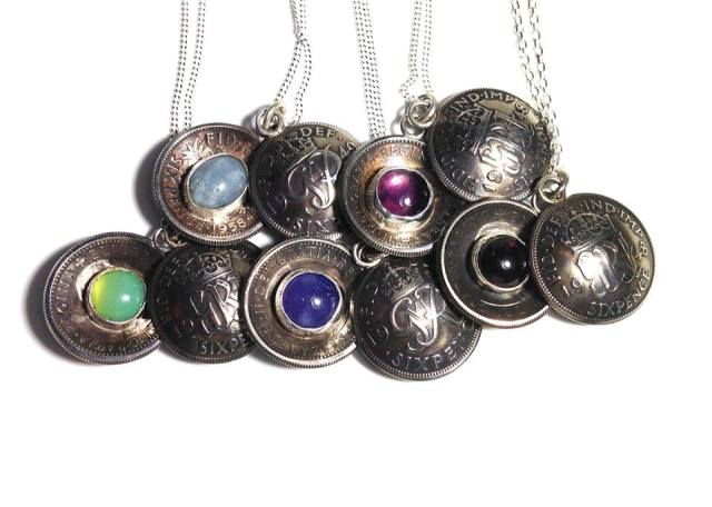 Niky Sayers lockets