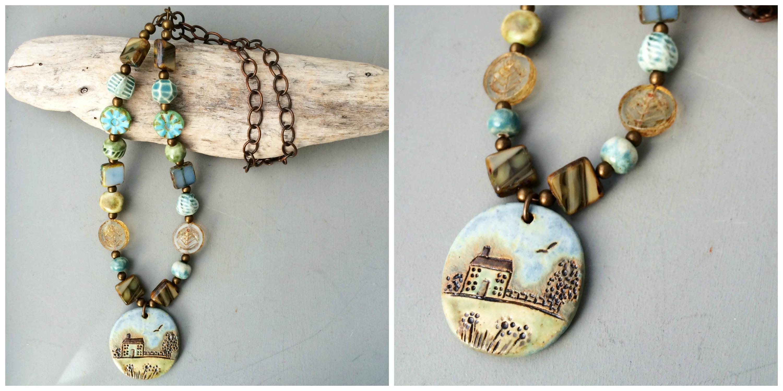 Lallybroch necklace